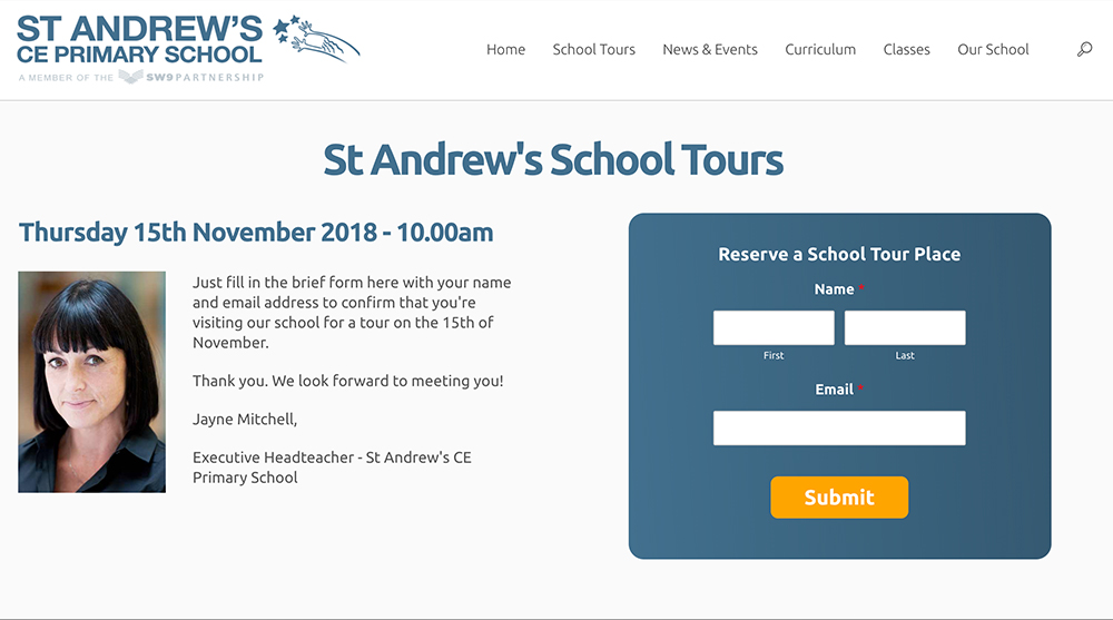 increase-school-place-admissions-using-school-tours