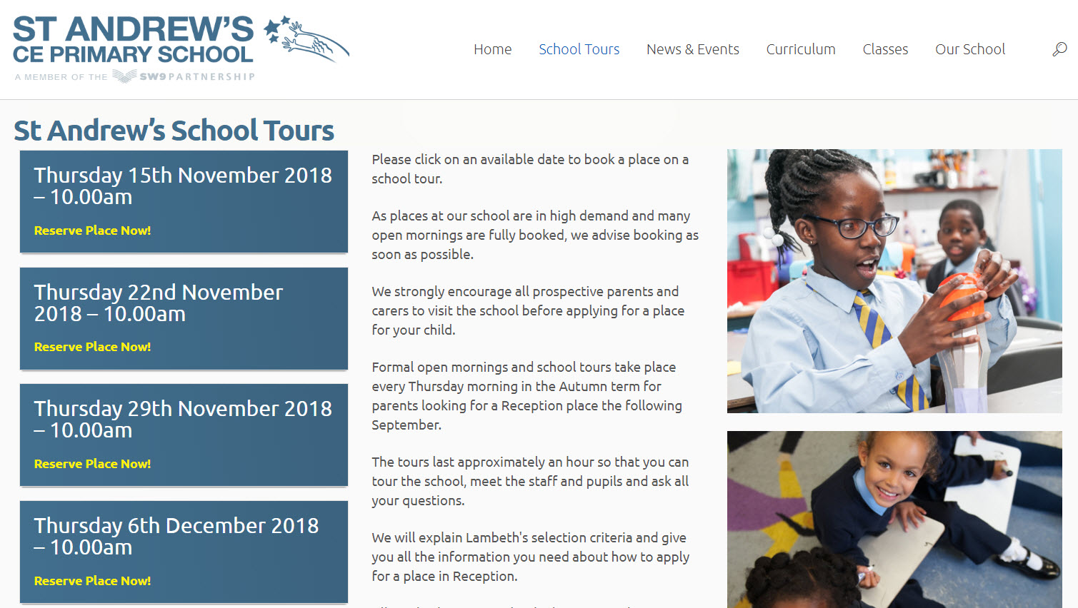 increase-school-place-applications-using-school-tours